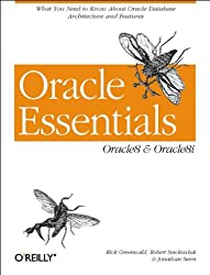 Oracle Essentials : Oracle8 & Oracle8i  (en anglais)
