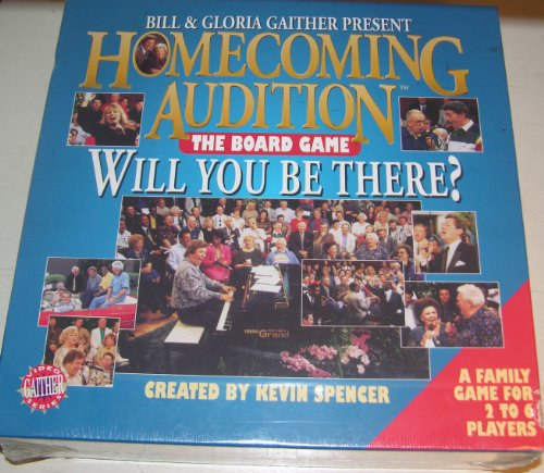 Bill & Gloria Gaither Present Homecoming Audition