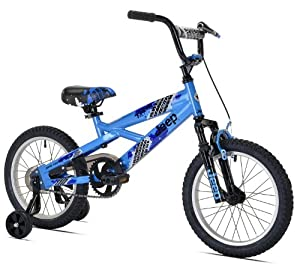 Jeep Boy's Bike (16-Inch Wheels)