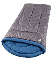 Coleman White Water Large Cool-Weather Scoop Sleeping Bag by Coleman