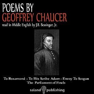 Poems By Geoffrey Chaucer | [Geoffrey Chaucer]