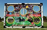 Fußballtor mit Torwand HF548 - Fußballtor Set