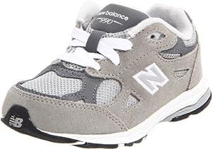 Balance KJ990 Lace-Up Running Shoe (Infant) by New Balance