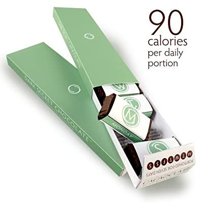DARK SECRET chocolate - Two 7 Day Boxes