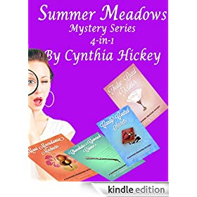 Summer Meadows Mystery Series 4-in-1 (COMPLETE COLLECTION)