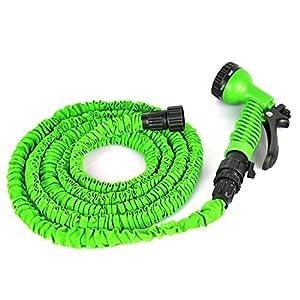 Amazoncom o best 75 ft expanding hose magic flexible for Best flexible garden hose