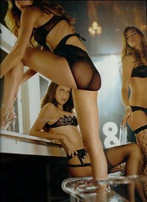Victoria's Secret Backstage Sexy : Tyra Banks, Ana Beatriz Barros, Gisele Bundchen, Heidi Klum, Adriana Lima and Oluchi Onweagba