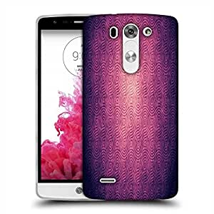Snoogg Abstract Design Designer Protective Phone Back Case Cover For LG G3 BEAT