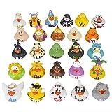 Alphabet Rubber Ducks - 26 pcs by Rubber Ducks