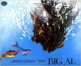 big al andrew clements yoshi 9780689817229