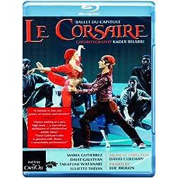 Adam: Le Corsaire [Blu-ray]