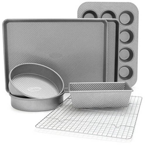 Sur La Table Platinum Professional 7-Piece Bakeware Set 21315ST