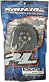 """Pro-Line Racing 1160-13 Trencher 3.8"""" (40 Series) All-Terrain Tires Mounted on Tech 5 Black Wheels"""