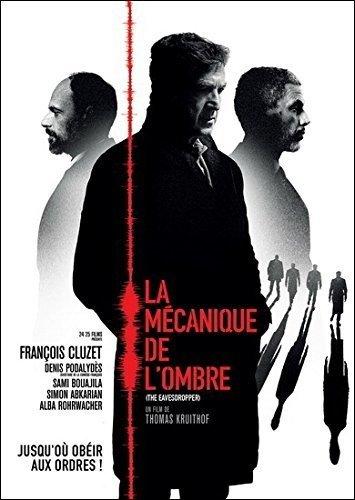 DVD : La Mecanique De L'ombre (the Eavesdropper)