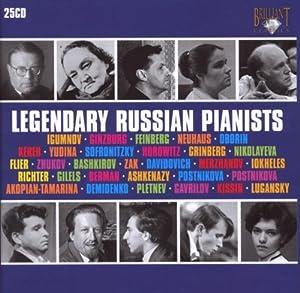 Legendary Russian Pianists