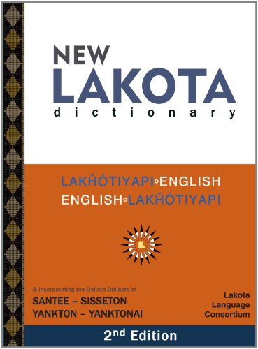 New Lakota Dictionary, 2nd Edition