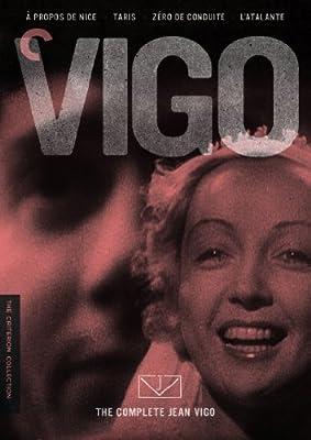 The Complete Jean Vigo (À propos de Nice / Taris / Zéro de conduite / L'Atalante) (The Criterion Collection)