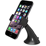Car Mount, iOttie Easy View Universal Car Mount Holder for iPhone 6 (4.7) /5s/5c/4s - Retail Packaging - Black