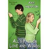 All's Fair in Love and Wordsby Ann Herrick