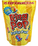 Bazooka Ring Pop Gusseted Bag, 7.50 Ounce