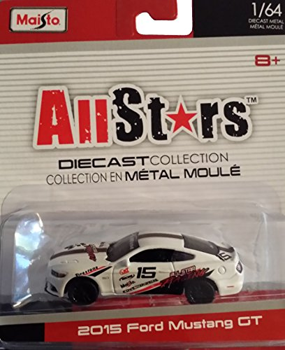 2015 Ford Mustang GT *All-Stars* Series 14, 1:64 scale - 1