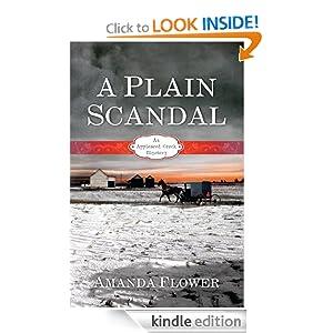 A Plain Scandal: An Appleseed Creek Mystery