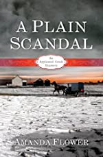 A Plain Scandal (An Appleseed Creek Mystery Book 2)