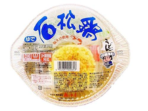石松鍋(うどん) 6個セット