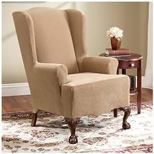 Amazon.com: Sure Fit Denim Sofa Slipcover, Indigo: Home ...  |Amazon Sure Fit Slipcovers