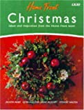 img - for Home Front Christmas: Ideas and Inspirations from the Home Front Team by Jocasta Innes (1997-10-23) book / textbook / text book