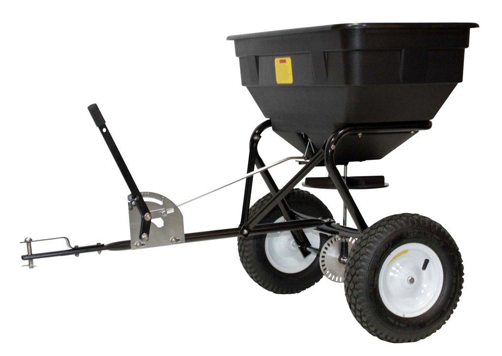 Streuwagen Zentrifugalstreueranhänger von Texas 60 Liter  GartenKundenbewertung: