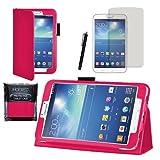 MOFRED®Hot Pink Samsung Galaxy Tab 3 8