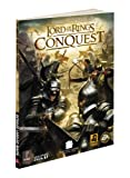 Lord of the Rings Conquest: Prima's Official Game Guide (Prima Official Game Guides) Mike Searle