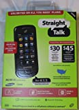 Straight Talk Samsung T528G Prepaid Touchscreen Cell Phone