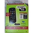Straight Talk Samsung T528G Prepaid Touchscreen Cell Phone