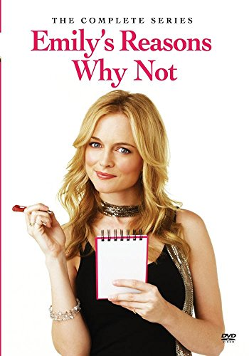 DVD : Emily's Reasons Why Not: The Complete Series