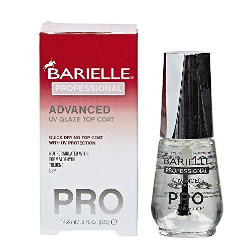 Barielle Professional Advanced UV Glaze Top Coat (Barielle Advanced compare prices)