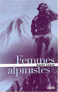 Femmes alpinistes, Couzy, Agnès
