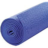 Kabalo - BLUE 183cm long x 61cm wide - Non-Slip Yoga Mat, also for Exercise / Gym / Camping, etc