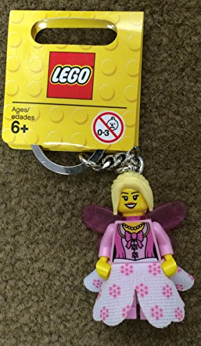 LEGO Pink Fairy Key Chain 850951 - 1