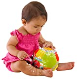 Musical Soft Play Baby Ball – Lights N Music Motion Activated Fun Ball By Yookidoo (3m+)
