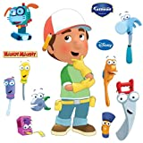 Handy Manny Wall Decal