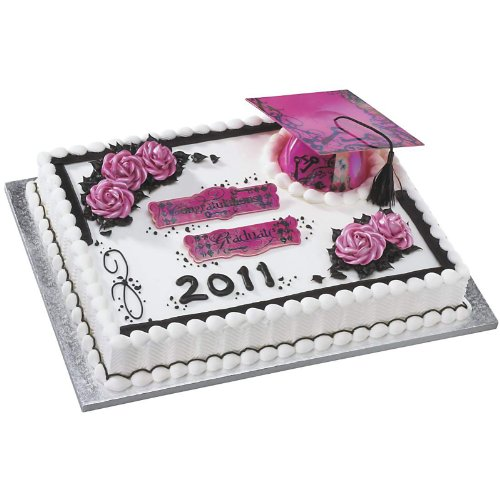 Simple Cake Designs For Graduation : Simple Graduation Cake Ideas 2576 Graduation Cake Toppers