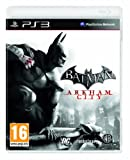WARNER Batman Arkham City [PS3] (PS3, Action)