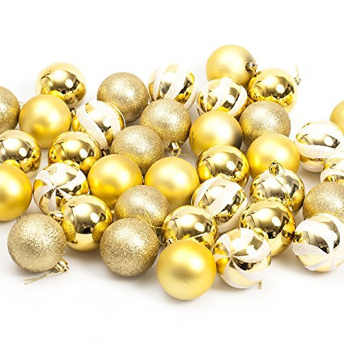 36-piece-assorted-christmas-tree-60mm-ball-baubles-gold