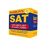 Barron s SAT Vocabulary Flash Cards, 2nd Edition: 500 Flash Cards to Help You Achieve a Higher Score