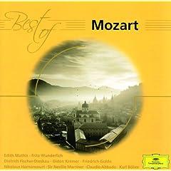Mozart: Violin Concerto No.5 in A, K.219 - 3. Rondeau. Tempo di Menuetto
