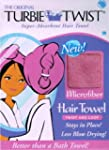 Turbie Twist Super-Absorbent Hair Tow...