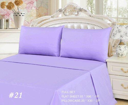 Dark Purple Bedding Sets front-1057597