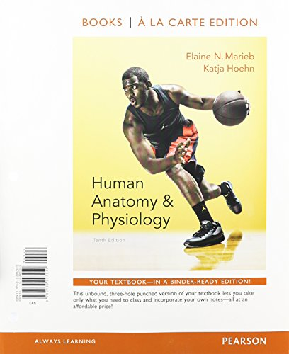 Human Anatomy & Physiology, Books a la Carte Plus MasteringA&P with eText -- Access Card Package (10th Edition)